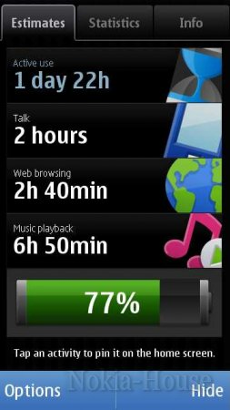 Nokia Battery Monitor v.3