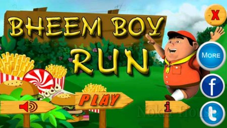 Bheem Boy Run