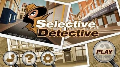Selective Detective