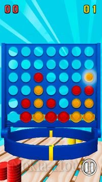 CONNECT 4 HD