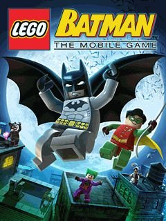 Lego Batman – the mobile game