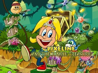 Pixeline & The Jungle Treasure