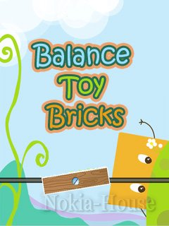 Balance Toy Bricks