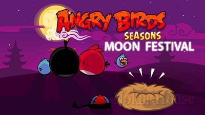 Angry Birds Seasons: Mooncake Festival