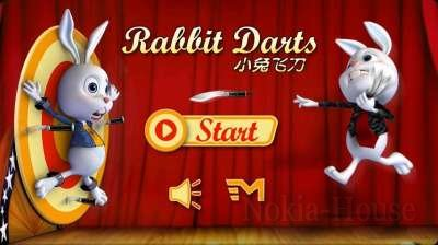 Rabbit Darts 0.0.1